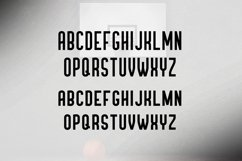 SPORTONUM - Jersey Number and Tall Display font Product Image 4
