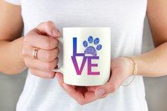 Dog Paw Print SVG Product Image 3