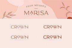 Classy Marisa - Elegant Fashion Stylish Typeface Product Image 3