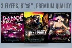 Hip Hop Flyer Bundle Product Image 1