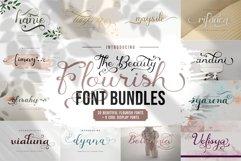 The Beauty Flourish Font Bundles - Only $12 Product Image 1