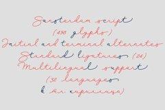 Sansterdam Black & Script Product Image 6