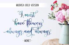 Mudhisa Script Font Trio Product Image 5