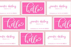 Dear Journal Calligraphy Font Product Image 4