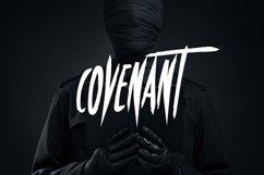 Covenant - Brush Font Product Image 1