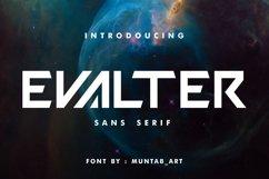 Evalter | Modern Font Product Image 1