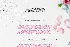 Awesome Typeface Product Image 6
