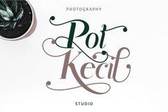 Rhonde - Modern Classic Font Product Image 6