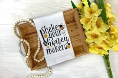 Bees and Honey SVG Bundle - 10 Designs Product Image 6