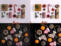 CHRISTMAS Lightroom Presets Bundle for Mobile and Desktop Product Image 13