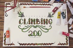 Climbing Fonts Extras Product Image 1