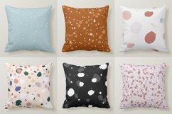 10 Seamless Terrazzo Patterns Product Image 1
