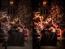 CHRISTMAS Lightroom Presets Bundle for Mobile and Desktop Product Image 5