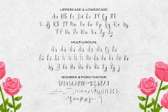 Bleubelle Font Product Image 4