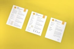 Letter Size Paper Mockup Template Vol 4 Product Image 3