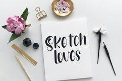 Scratches - Modern Handwritten Font Product Image 5