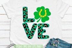 St Patrick's Day svg, Clover svg, Shamrock svg, Cricut Files Product Image 1