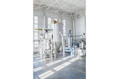 Factory for the production of PET plastic granules Product Image 1
