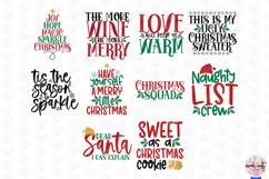 Big Merry Christmas Bundles - 50 SVG PNG EPS DXF JPG Product Image 5