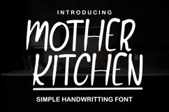 Mother Kitchen Product Image 1