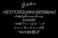 Skelatons Handmade Brush Font Product Image 4