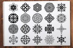500 Vector Mandala Ornaments Product Image 6
