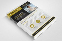Business Solutions Consultant Flyer Product Image 2