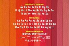 Web Font Colorist Font Product Image 5