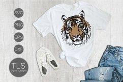 Tiger SVG Product Image 3