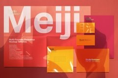 Meiji - Multi Effect Mockup Template Product Image 3