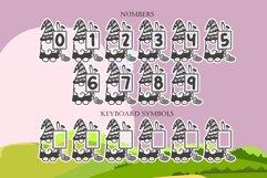 Monogram Bunny Gnome Product Image 6