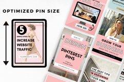 Pinterest Templates Canva, Canva Templates, Pinterest Pins Product Image 6