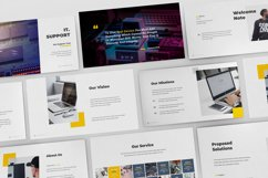 IT Support Google Slides Template Product Image 2