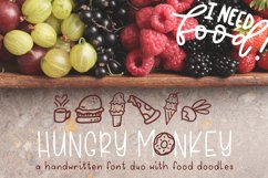Hungry Monkey - Font Duo Product Image 4