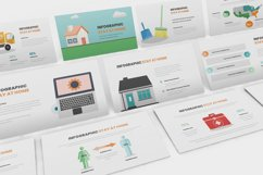 Stay At Home Infographic Powerpoint Product Image 4