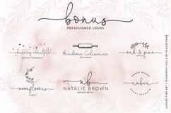 Oh Darling- Ethereal Script Font Product Image 6