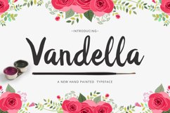 Vandella Script Product Image 6