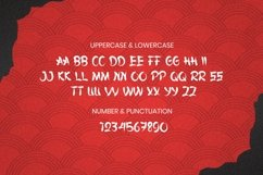 Sentozakura Font Product Image 5