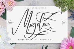 Mugelova | A Beautiful Calligraphy Signature Font Product Image 1