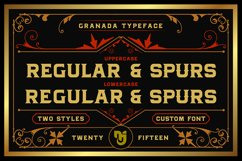 Granada Regular And Spurs Product Image 2