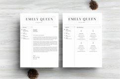 Resume Template CV Design Product Image 5