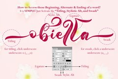 Balline // Wedding Script Font - WEB FONT Product Image 6