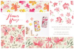 Flower Breeze - Seamless Patterns Product Image 2