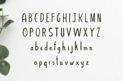 Abasalom A Handwritten Font Product Image 2