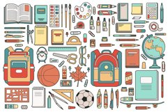 Back To School Supplies Bundle Product Image 2
