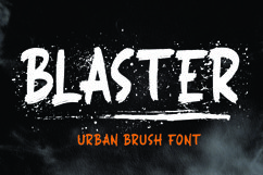 BLASTER Product Image 1