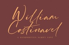 William Costinavel Product Image 1