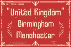 England + Poster vector Product Image 6