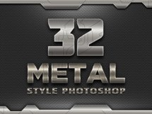 32 Iron Robot Solid Style Product Image 1