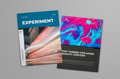Experiment Indesign Template Product Image 19